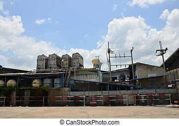 Chiller - Refrigerator Chiller Plant