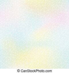 Abstract seamless doodle pattern, freehand