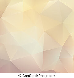 Autumn geometric shapes triangle. plus EPS10 - Abstract...