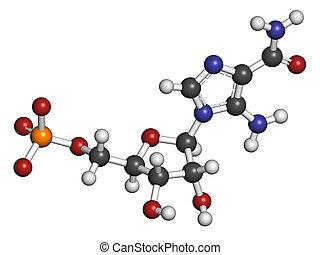 AICA ribonucleotide AICAR performance enhancing drug...