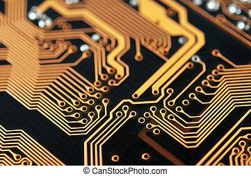 Electronics - background Electronics