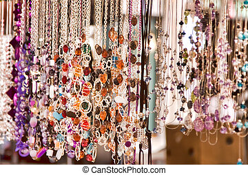Necklaces - Colorful necklaces for sale