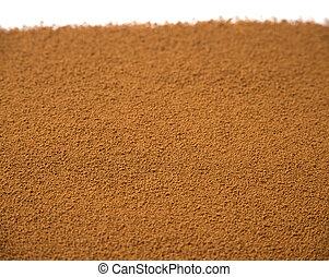 chicory powder texture