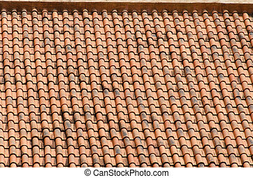 tile roof - View of tile roofs house