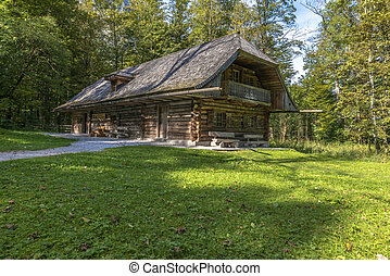 Cottage in Bavaria, Germany - Cottage near Konigssee in...