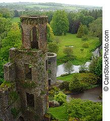 Watchtower in Ireland