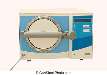 Medical autoclave for sterilising surgical and other...