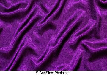 Regal Silk Background - Purple Silk background texture with...