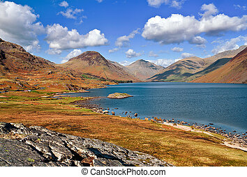 Wastwater sunny day