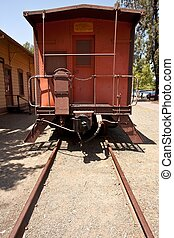 Sonoma Depot - Depot Park Museum, located at the former site...