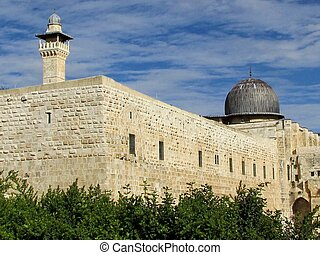 al-aqsa, jerusalén, mezquita,  2012