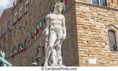 david michelangelo sculpture motion - david's michelangelo...