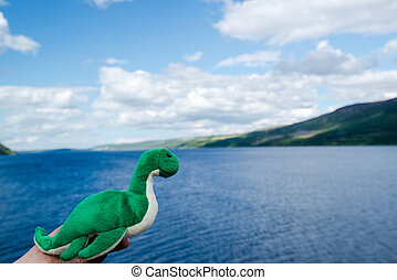 Nessie: The Loch Ness Monster - Nessie the mysterious and...