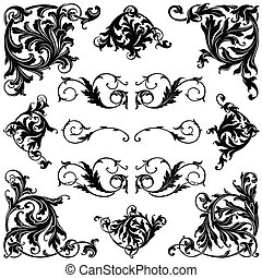 Victorian Frames And Ornament - Victorian frames and...