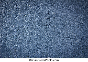 Modern blue wall texture, with vignette