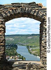 Romantic Moezel river route