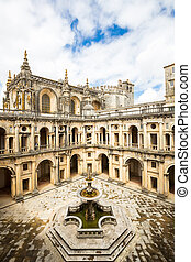 Knights of the Templar Convents of Christ Tomar, Lisbon...