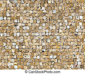 paving stone background - Background from paving stones...