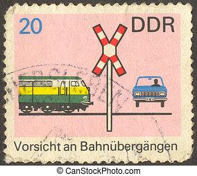 Stamp set sixty four