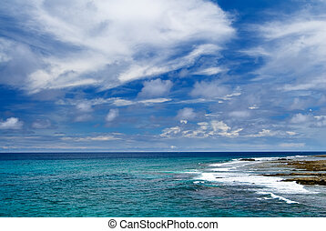 coral reef rock cape - It is a beautiful coral reef rock...