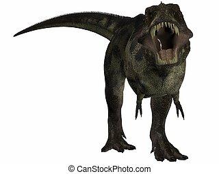 Tyrannosaurus - 3D Dinosaur - 3D Render of an Tyrannosaurus