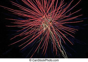 Fireworks Burst 4