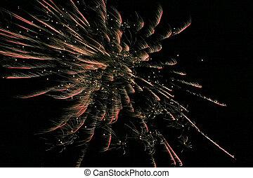 Fireworks Burst 5
