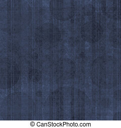 Grunge shabby blue background with circles and plaid stripes...