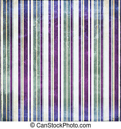 Shabby grunge purple striped background - Vertical purple...