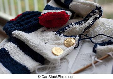 Babykleidung - handarbeit
