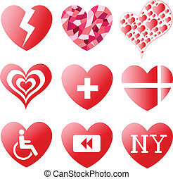 Heart Symbols  - Heart Sign and Symbols