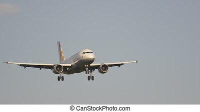 4K, Airport Nuremberg, Germany - Airport Nuremberg, Germany,...