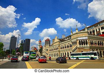 Sultan Abdul Samad Building - KUALA LUMPUR, MALAYSIA ? 06...