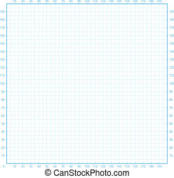 Real size vector millimeter engineering paper - Real size...