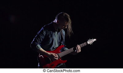 Shades of Cool - Guitar soloist high playing
