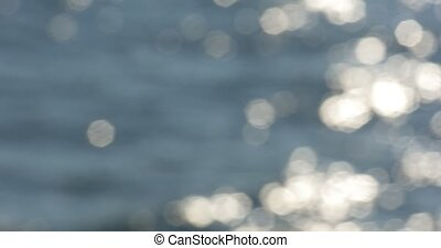 Water Bokeh Effects - 4K, Water Bokeh Effects with sparkles...