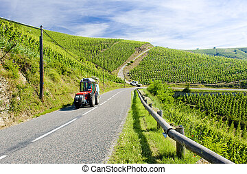 Ciuml;iquest;frac12;te Rotie - grand cru vineyard, C�te...