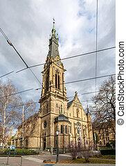 Christuskirche in Heidelberg - Germany, Baden-Wurttemberg