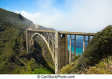 Bixby Bridge - Historic Bixby Bridge