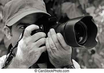 naturaleza, fauna, fotógrafo