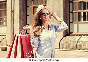 modernos, shopping