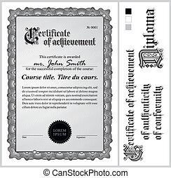 Incumbency clipart and stock illustrations 41 incumbency for Certificate of incumbency template free