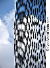 Reflective building  - Skyscrapper