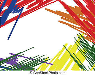 Abstract background - Abstract colourfull background