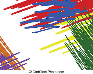 Abstract colourfull background
