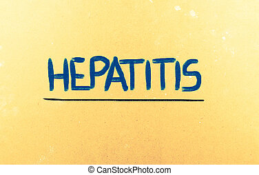 concepto,  hepatitis