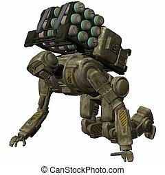Drone Trooper - 3D Figure