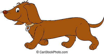 Dachshunds Illustrations and Clipart. 1,768 Dachshunds royalty ...