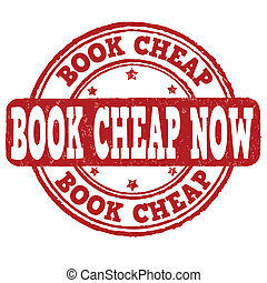 Book cheap now stamp