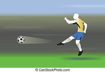 shooting the ball